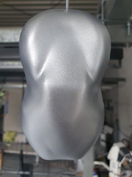 Pulverlack Felgensilber metallic